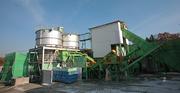 石膏ボードリサイクル施設