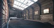 コンポスト工場